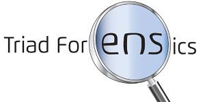 Triad Forensics Logo
